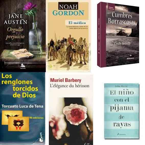 libros preferidos