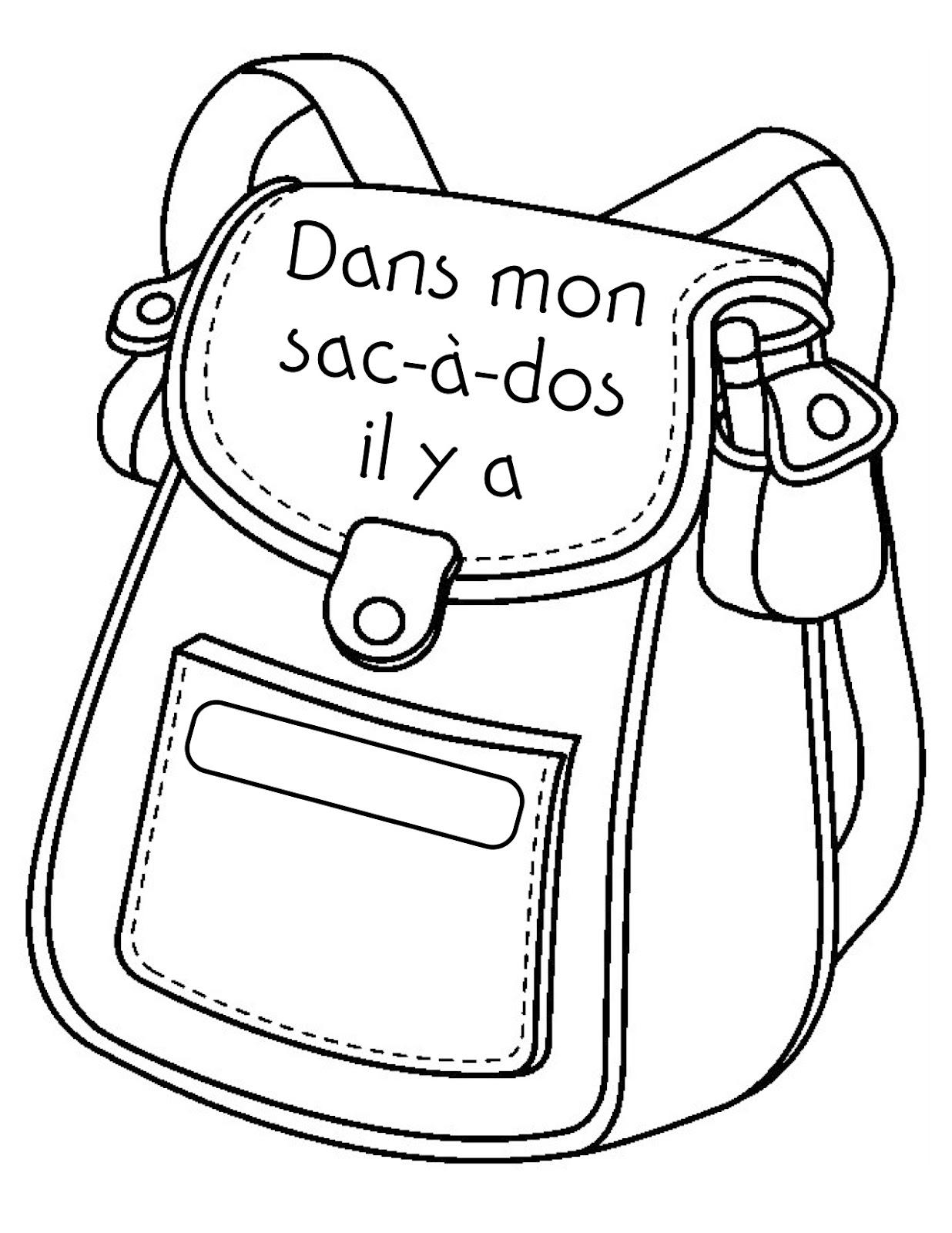1º ESO y Dans à a dos mon il sac qCwfrdHqx4